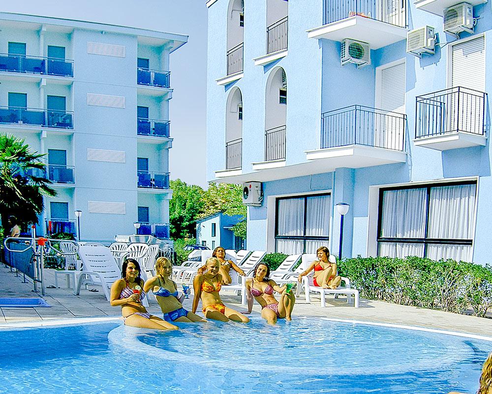 piscine hotel romagna