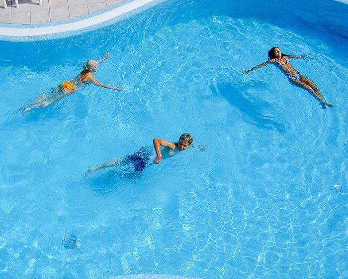 hotel Gatteo Mare all inclusive con piscina