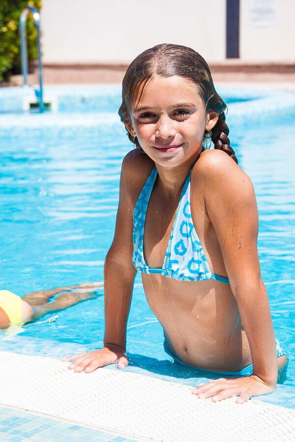 hotel Gatteo Mare sul mare piscina per tutti